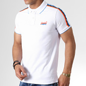 /achat-polos-manches-courtes/superdry-polo-manches-courtes-a-bandes-team-sports-cali-m11204eu-blanc-181988.html
