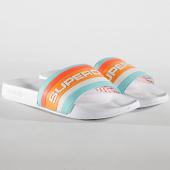 /achat-claquettes-sandales/superdry-claquettes-retro-colour-block-mf3150su-blanc-orange-bleu-clair-182083.html