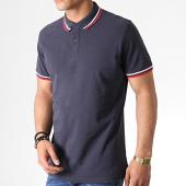 /achat-polos-manches-courtes/urban-classics-polo-manches-courtes-double-stripe-tb2063-bleu-marine-182041.html