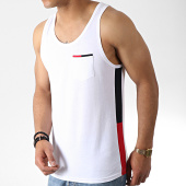 /achat-debardeurs/lbo-debardeur-poche-avec-bandes-tricolore-784-blanc-182173.html