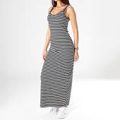 /achat-robes/noisy-may-robe-femme-heather-noir-blanc-182195.html
