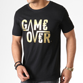 /achat-t-shirts/game-over-tee-shirt-game-over-noir-or-182229.html