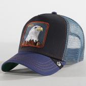 /achat-trucker/goorin-bros-casquette-trucker-eagle-bleu-marine-182223.html