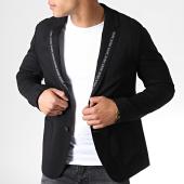 /achat-blazers/hugo-by-hugo-boss-veste-blazer-avec-bandes-paul-50409967-noir-182331.html