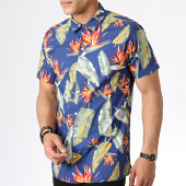 /achat-chemises-manches-courtes/jack-and-jones-chemise-manches-courtes-cole-bleu-marine-floral-182215.html