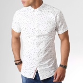 /achat-chemises-manches-courtes/jack-and-jones-chemise-manches-courtes-blackburn-blanc-182251.html