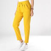 /achat-pantalons-carreaux/only-pantalon-femme-catia-jaune-moutarde-182397.html
