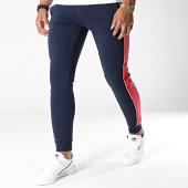 /achat-pantalons-joggings/produkt-pantalon-jogging-a-bandes-viy-will-bleu-marine-rouge-182434.html