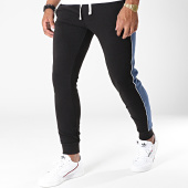/achat-pantalons-joggings/produkt-pantalon-jogging-a-bandes-viy-will-noir-bleu-marine-182435.html