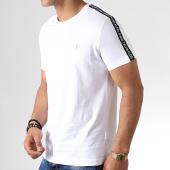 /achat-t-shirts/calvin-klein-tee-shirt-a-bandes-logo-tape-2577-blanc-noir-182554.html