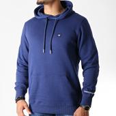 /achat-sweats-capuche/calvin-klein-sweat-capuche-badge-2770-bleu-marine-182559.html