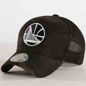 /achat-trucker/mitchell-and-ness-casquette-trucker-multicam-golden-state-warriors-noir-camouflage-182465.html