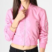 /achat-vestes/noisy-may-veste-zippee-femme-crop-susu-rose-182538.html