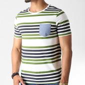 /achat-t-shirts-poche/produkt-tee-shirt-poche-gms-twin-ecru-vert-bleu-marine-182482.html