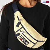 /achat-sacs-banane/tommy-hilfiger-jeans-sac-banane-femme-heritage-bumbag-6963-jaune-clair-182530.html