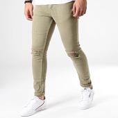 https://www.laboutiqueofficielle.com/achat-jeans/zayne-paris-jean-slim-4330-vert-kaki-182488.html