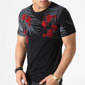 /achat-t-shirts/zayne-paris-tee-shirt-floral-tx-272-noir-gris-rouge-182539.html