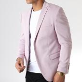 /achat-blazers/classic-series-veste-de-costume-sd802-rose-182867.html