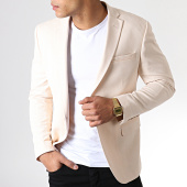 /achat-blazers/classic-series-veste-de-costume-sd806-ecru-182869.html