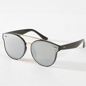 /achat-lunettes-de-soleil/masterdis-lunettes-de-soleil-femme-june-11010-noir-dore-182627.html