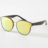 /achat-lunettes-de-soleil/masterdis-lunettes-de-soleil-femme-june-11010-jaune-noir-dore-182628.html