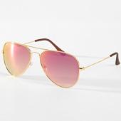 /achat-lunettes-de-soleil/masterdis-lunettes-de-soleil-femme-10637-rose-dore-182662.html