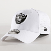 /achat-casquettes-de-baseball/new-era-casquette-9forty-poly-perf-oakland-raiders-blanc-182698.html