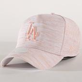 /achat-casquettes-de-baseball/new-era-casquette-femme-9twenty-engineered-fit-los-angeles-dodgers-rose-182737.html