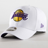 /achat-casquettes-de-baseball/new-era-casquette-9fifty-stretch-snap-los-angeles-lakers-blanc-182747.html