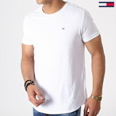 /achat-t-shirts/tommy-hilfiger-tee-shirt-essential-jaspe-4792-blanc-182807.html