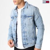 /achat-vestes-jean/tommy-hilfiger-jeans-veste-jean-regular-trucker-6399-bleu-clair-182823.html