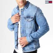 /achat-vestes-jean/tommy-hilfiger-jeans-veste-jean-regular-trucker-6400-bleu-clair-182824.html