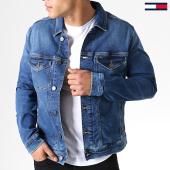 /achat-vestes-jean/tommy-hilfiger-jeans-veste-jean-regular-trucker-6401-bleu-marine-182825.html