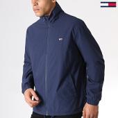 /achat-vestes/tommy-jeans-veste-zippee-novelty-6488-bleu-marine-182827.html