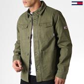 /achat-vestes/tommy-jeans-veste-cargo-6489-vert-kaki-182829.html