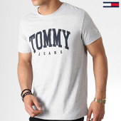 /achat-t-shirts/tommy-jeans-tee-shirt-essential-logo-6501-gris-chine-182830.html