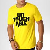 /achat-t-shirts/untouchable-tee-shirt-logo-jaune-noir-182715.html