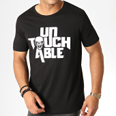 /achat-t-shirts/untouchable-tee-shirt-logo-noir-blanc-182817.html