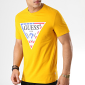 /achat-t-shirts/guess-tee-shirt-m93i21j1300-jaune-moutarde-182972.html