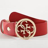 /achat-ceintures/guess-ceinture-femme-bw7215vin35-rouge-dore-182976.html