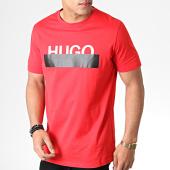 /achat-t-shirts/hugo-by-hugo-boss-tee-shirt-dolive193-50410927-rouge-blanc-noir-182894.html