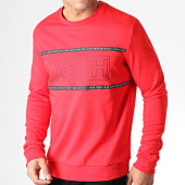 /achat-sweats-col-rond-crewneck/hugo-by-hugo-boss-sweat-crewneck-reverse-logo-dicago193-50410910-rouge-182896.html