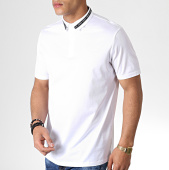 /achat-polos-manches-courtes/hugo-by-hugo-boss-polo-manches-courtes-reverse-logo-divorno-50410877-blanc-182909.html