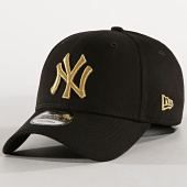 /achat-casquettes-de-baseball/new-era-casquette-9forty-laboutique-new-york-yankees-noir-or-182944.html