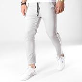 /achat-pantalons-carreaux/classic-series-pantalon-a-bandes-88039-gris-blanc-183224.html