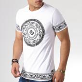 /achat-t-shirts/classic-series-tee-shirt-r-89075-blanc-noir-183235.html