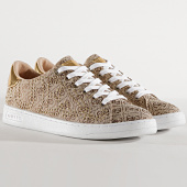 /achat-baskets-basses/guess-baskets-femme-fl7ct2fal12-beige-dore-182993.html