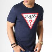 /achat-t-shirts/guess-tee-shirt-m93i56k8fq0-bleu-marine-183039.html