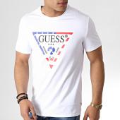 /achat-t-shirts/guess-tee-shirt-m93i21j1300-blanc-bleu-rouge-183049.html