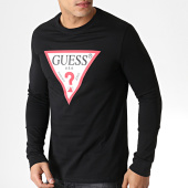 /achat-t-shirts-manches-longues/guess-tee-shirt-manches-longues-m93i57k8fq0-noir-183145.html
